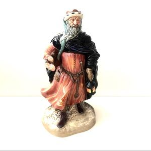 Vintage Royal Doulton Good King Wenceslas Figurine